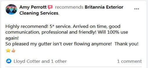 gutter clearance review
