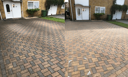 driveway cleaners hornchurch