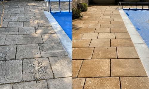 patio cleaning hornchurch