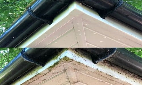 fascia cleaning
